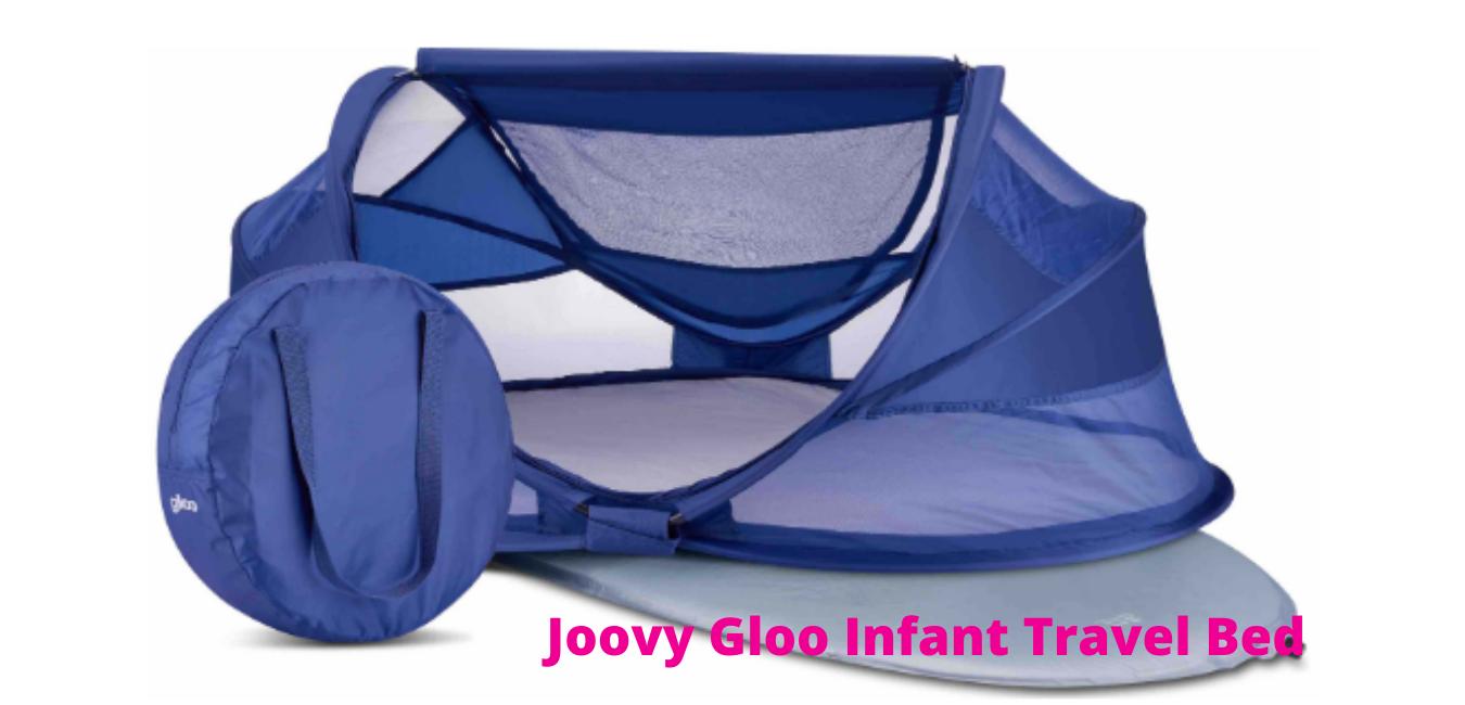 Joovy Gloo Infant Travel Bed. (1)