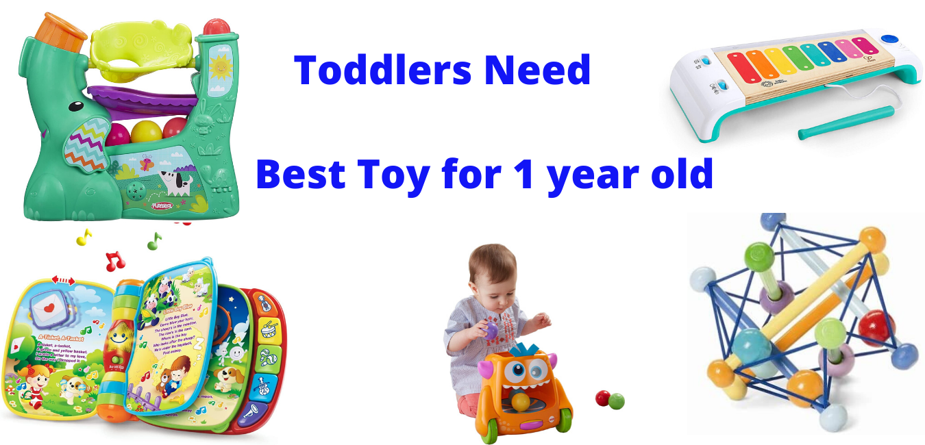 Best Toy for 1 year old