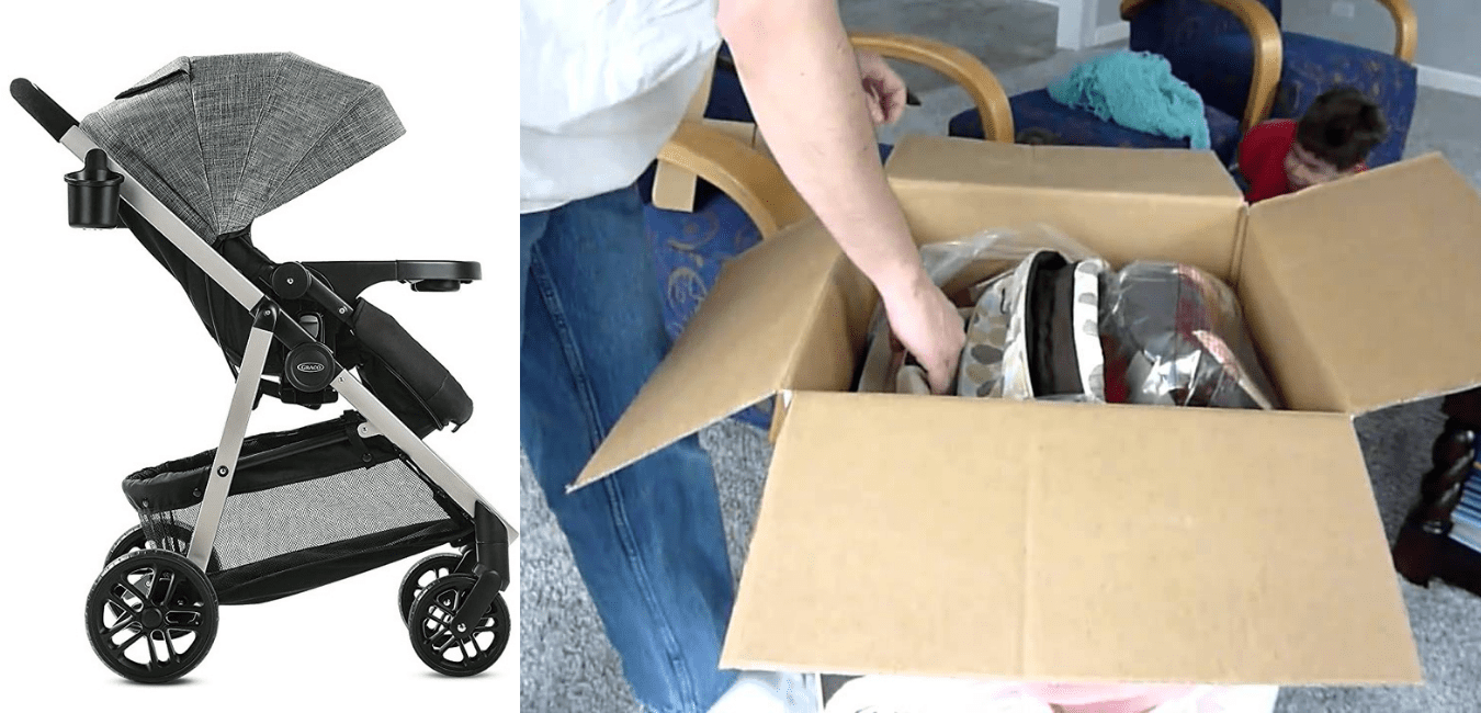 How to Open Graco Stroller